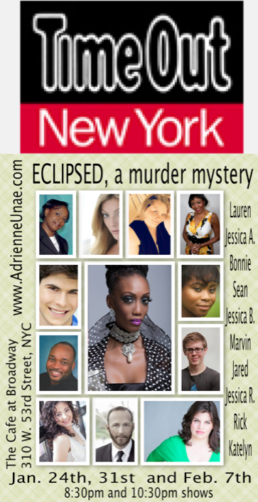Eclipsed – hilarious murder mystery