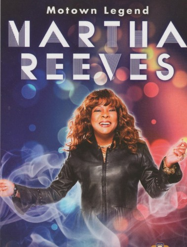 Soror Martha Reeves, Motown Legend Performs This Friday and Saturday
