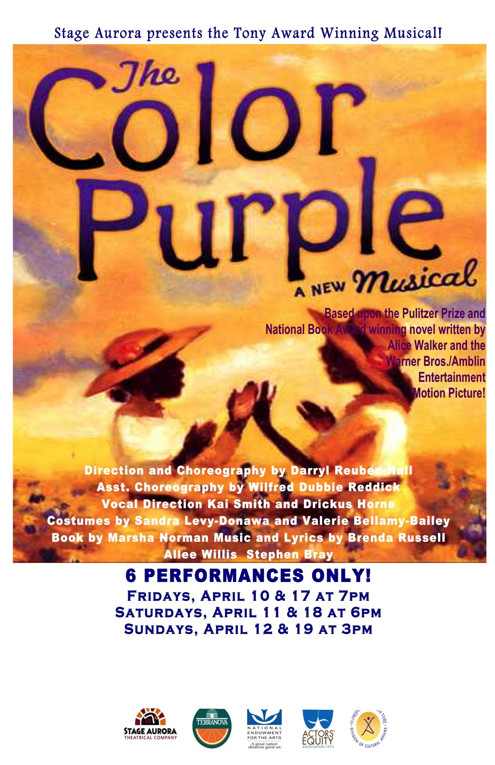 2015 Color Purple