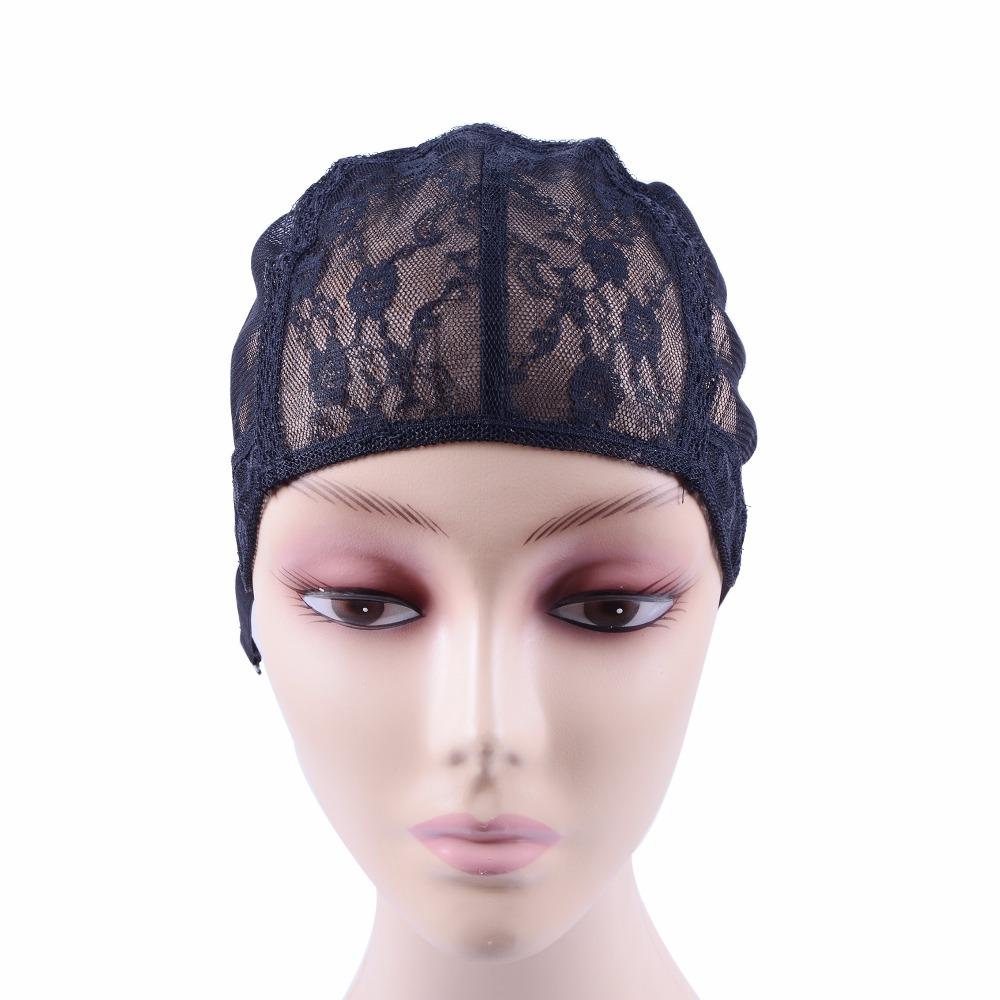 5 Pcs Double Lace Wig Caps