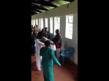 Dancing in Kilgoris